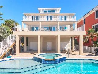 Brightmore House, 5 Bedrooms, Gulf Front, Heated Pool, Spa - Bonita Springs vacation rentals
