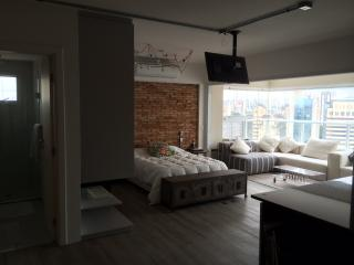Nice Condo with A/C and Shared Outdoor Pool - Sao Paulo vacation rentals