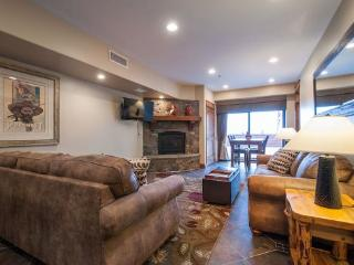 Lodge 140 is a truly unique Ski-in/out Luxury Condo at Park City Mountain Resort - Park City vacation rentals