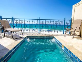 AQUA 3BR/4BA LUX HOME ON BEACH PRIVATE SPLASH POOL NEAR DESTIN - Miramar Beach vacation rentals