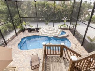 Coconut Corner is a Tropical Oasis with gorgeous new pool -  Coconut Corner - Fort Myers Beach vacation rentals