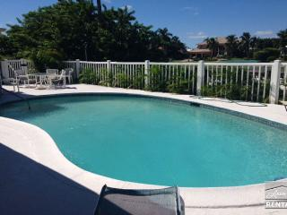 This is a great home with a western exposure and converging water views! - Marco Island vacation rentals