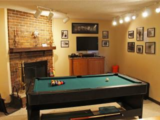 Located at Base of Powderhorn Mtn in the Western Upper Peninsula, Spacious Trailside Home with an Outdoor Hot Tub & Indoor Whirlpool - Bessemer vacation rentals