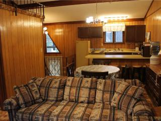 Located at Base of Powderhorn Mtn in the Western Upper Peninsula, A Condo-Style Home 1 block from Main Ski Lodge, Dated but Comfortable - Ironwood vacation rentals