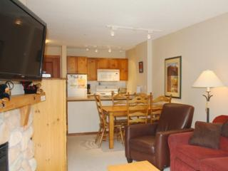 Fireside Lodge Village Center - 319 - Sun Peaks vacation rentals