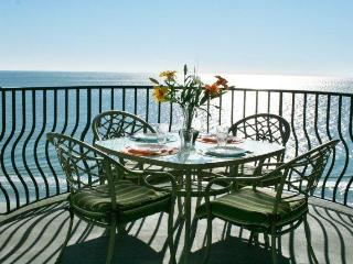 Palms 1201 Newly renovated exquisite three-bedroom oceanfront Condo - Myrtle Beach vacation rentals