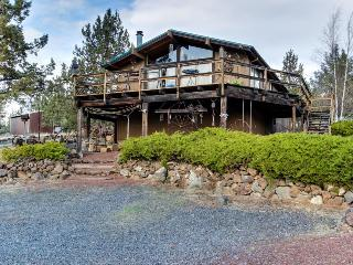 Rustic and historic dog-friendly cabin on two acres with beautiful views! - Madras vacation rentals