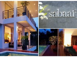 house with private pool, sea views, sunrise, silence, nature surroundings - Sao Hai vacation rentals