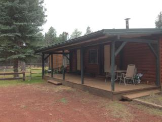 The Caretaker's Cottage @ Mama;s Ranch OHV pets OK - Flagstaff vacation rentals