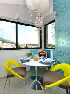 GLAMOROUS apartment for 3 near the beach!!! - Makarska vacation rentals