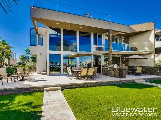 Villa on the Bay - Waterfront Luxury Estate Home - Pacific Beach vacation rentals