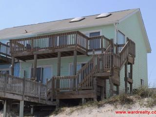 Cozy 3 bedroom House in Surf City with Fireplace - Surf City vacation rentals
