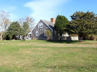 722 - CLASSIC VINEYARD CAPE WITH GLORIOUS BEACH - Edgartown vacation rentals