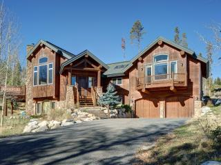 Secluded Ruby Ranch Luxury Log Retreat ~ - Silverthorne vacation rentals