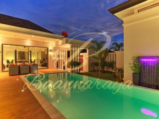 Exclusive pool Villa Residence Near 7 Beaches - B1 - Nai Harn vacation rentals