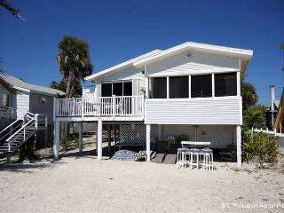 Beach House, 3 Bedroom, Gulf Front Cottage - Fort Myers Beach vacation rentals