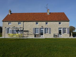 5 bedroom House with Central Heating in Gueugnon - Gueugnon vacation rentals