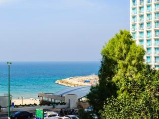 Full Beach View! Large Sun Terrace, Parking! - Tel Aviv vacation rentals