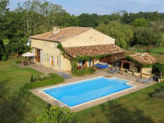 Deluxe Barn Conversion with 10m x 6m Pool. - Montpeyroux vacation rentals