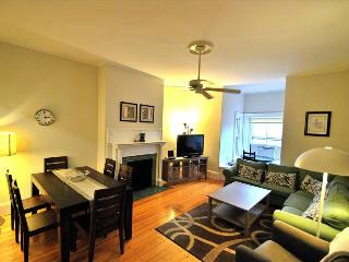 Back Bay Boston Furnished Apartment Rental 296 Marlborough Street Unit 6 - Boston vacation rentals