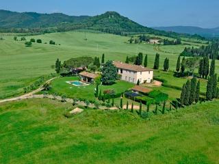 La Vigna 7 Bedrooms Villa for 14 people - Ribolla vacation rentals