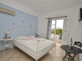 Double Studio wuth kitchen  That Views to the Sea  Are Located (100) Meters From The Sandy Beach - Siros vacation rentals