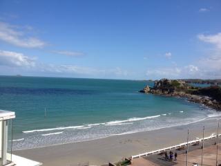 Overlooking Trestrignel sand beach - Perros-Guirec vacation rentals