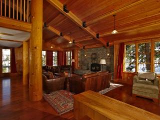 Palisades #155 - stunning, slope-side, pet-friendly 6 bedroom luxury home - High Sierra vacation rentals