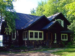 Vintage Northwoods Lodge with Charm & Comfort - Birchwood vacation rentals