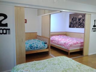 Shibuya-Nakameguro-2bedroom3 beds-wifi-LoveTokyo - Tokyo Prefecture vacation rentals