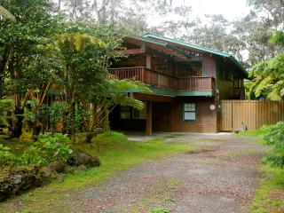 Hale Mauna Loa with Hot Tub! - Volcano vacation rentals