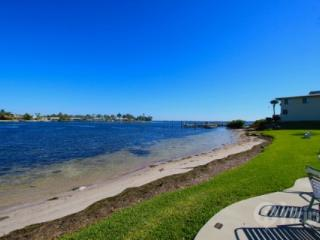 Have breakfast with the dolphins. Spacious 2BR/2BA condo overlooking Anna Maria Sound. - Florida South Central Gulf Coast vacation rentals