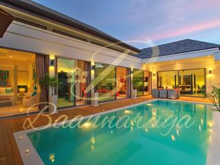 Baannaraya Villas Near 7 Beaches  B1 - Nai Harn vacation rentals