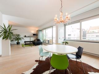 Modern apartment (4 persons) in trendy old harbour area Antwerp - Belgium vacation rentals