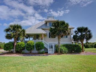 Cape Lane 1 Oceanview! | Community Pool, Hot Tub, Jacuzzi, Fireplace, Internet - North Topsail Beach vacation rentals