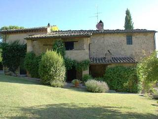 San Gregorio beautiful villa for 6 in Umbria - Solfagnano vacation rentals