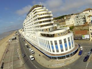 Art Deco Landmark Seafront Apartment - Hastings vacation rentals