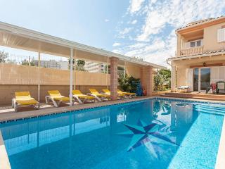 Big and private family home with private pool! - Alcudia vacation rentals