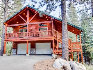 Red Fir Cabin - High Sierra vacation rentals