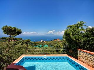 Peter's House, private pool, terrace with sea view - Priora vacation rentals