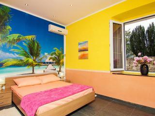Dobrota Waterfront Apartment - Dobrota vacation rentals