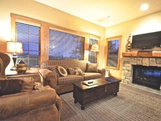 2BR Creekside Condo at Boyne Mountain - Truly Slope-side in Boyne`s Newest and Most Luxurious Condo Community - Northwest Michigan vacation rentals