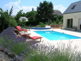 2 bedroom Gite with Internet Access in Pouzac - Pouzac vacation rentals