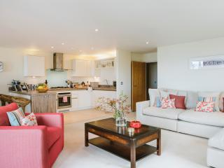 Horizon 5* Penthouse Hawkes Point apartments - Saint Ives vacation rentals