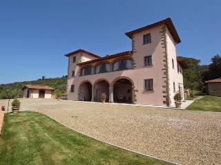 Villa in Loro Ciuffenna, Cortona and surroundings, Tuscany, Italy - Loro Ciuffenna vacation rentals