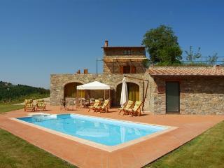 Villa il Roseto - Gaiole in Chianti vacation rentals