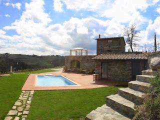 Villa in Gaiole in Chianti, Chianti, Tuscany, Italy - Gaiole in Chianti vacation rentals