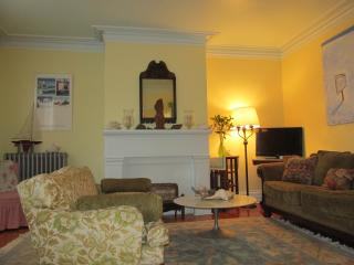 Gracious 3-BR Garden Apt. in the Heart of Hudson - Hudson vacation rentals
