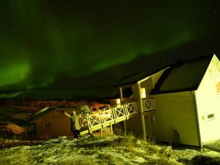 Northern light, winter, snowmobile, seafishing - Finnmark vacation rentals