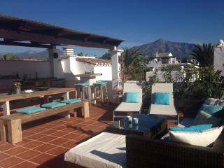 Penthouse with seaviews near Puerto Banus - Marbella vacation rentals